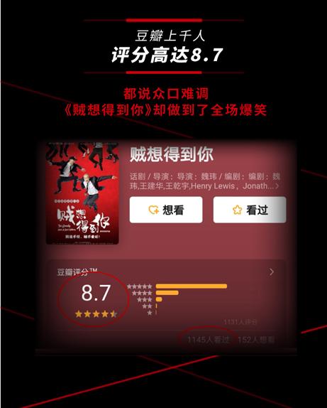 【上海站】开心麻花重磅新戏《贼想得到你》
